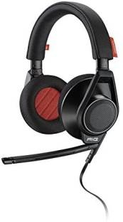 Plantronics RIG Flex + 2 Mic Options Over the Head Headset
