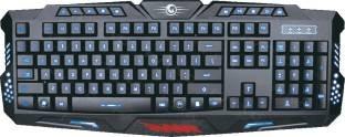 MARVO K 636 Scorpion Dark Night USB Gaming Keyboard