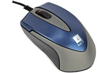 iball Mini Mouse X9 USB Optical Mouse
