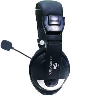 Zebronics ZEB-100HMV Headset