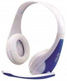 Intex Crush On Ear Wired Headset