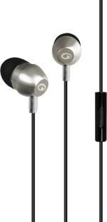 Amkette Trubeats X9 Metal Wired Headset