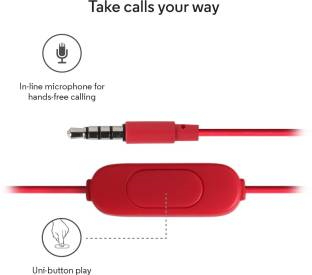 Motorola Earbuds 2 Wired Headset