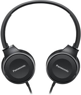 Panasonic RP-HF100GC-A On Ear Headphones