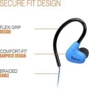 Amkette Trubeats Pulse S6 In the Ear Headset