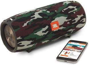 JBL Xtreme Splashproof Wireless Portable Bluetooth Speaker, Squad