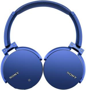 Sony MDR-XB950B1 Extra Bass Bluetooth Headset (With App Control)