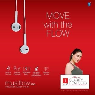 IBall MusiFlow BT40 Bluetooth Headset