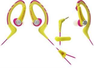 AudioTechnica ATH-Sport1 PK Headphones