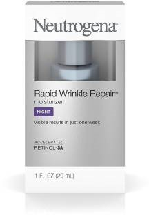 Neutrogena Rapid Wrinkle Repair Night Moisturizer Cream 1Oz