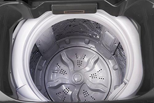 Onida T65GRDG 6.5 KG Fully Automatic Top Load Washing Machine, Grey
