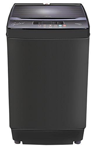 Onida T75GRDG 7.5 KG Fully Automatic Top Load Washing Machine, Grey