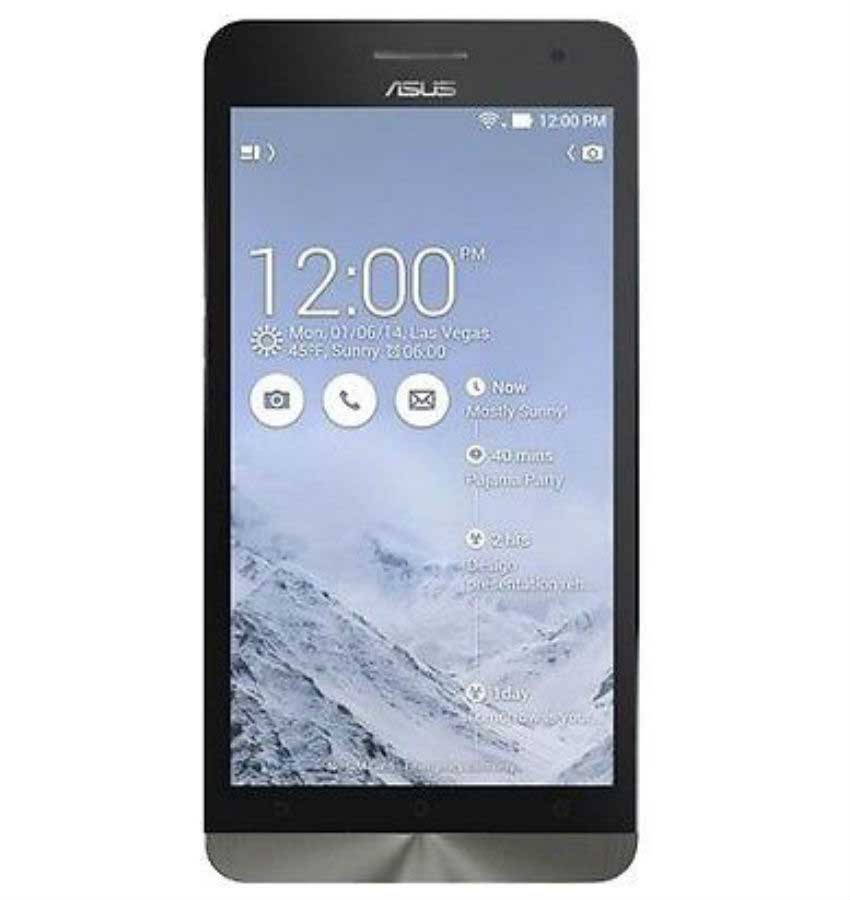 Asus Zenfone 6 A601CG 16GB White Mobile