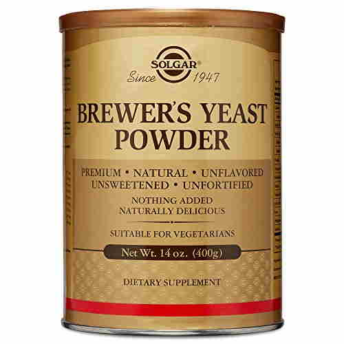 Solgar Brewer's Yeast Powder (0.89lbs)