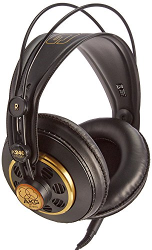 AKG K-240 Studio On the Ear Headphones