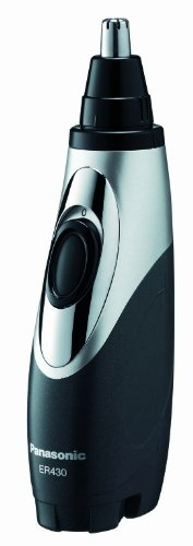 Panasonic Er430K Vacuum Ear, Nose & Hair Trimmer