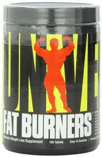 Universal Nutrition Fat Burner (100 Capsules)