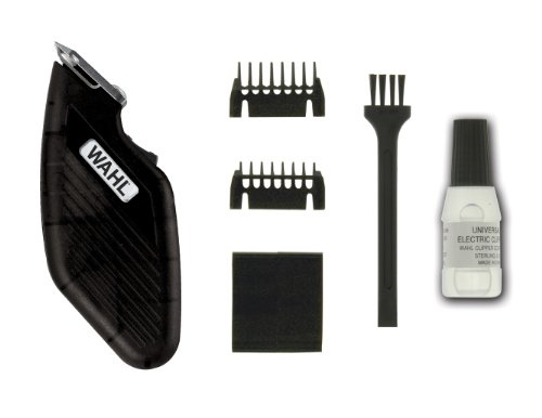 Wahl 9962 717 Cordless Battery Trimmer Black