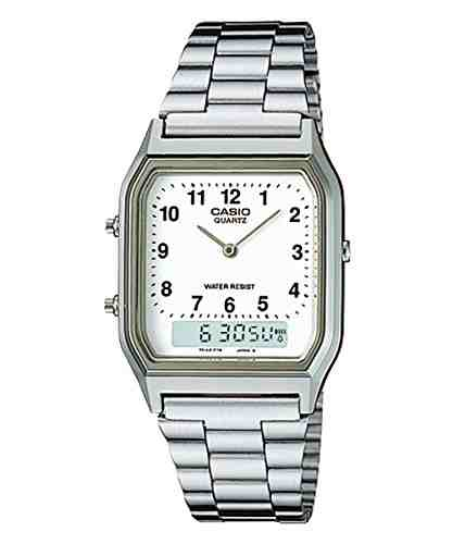Casio Youth AD02 Combination Analog-Digital Watch