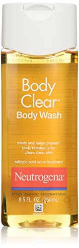 Neutrogena Body Clear Body Wash for Clean