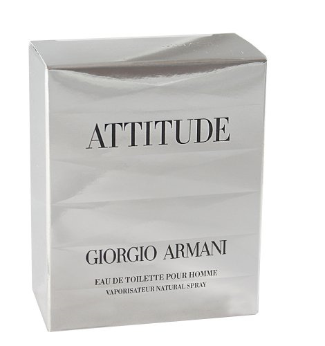 Giorgio Armani Attitude Eau de Toilette For Men, 75 ML