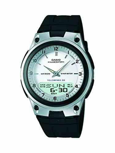 Casio Youth Combination AD59 Analog-Digital Watch