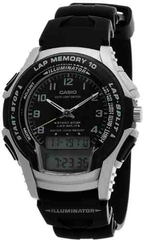 Casio Youth AD94 Combination Analog-Digital Watch