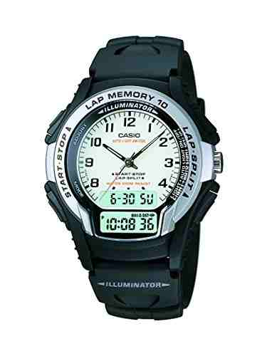 Casio Youth AD141 Combination Analog Watch (AD141)