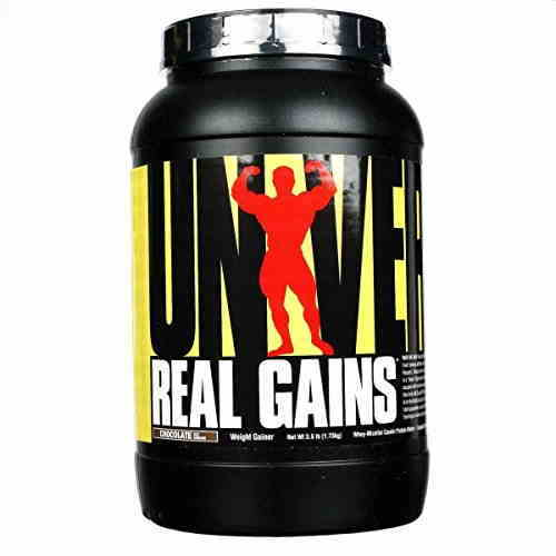 Universal Nutrition Real Gains (1.72Kg, Chocolate)