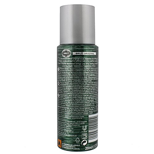 Brut Original Deodorant Spray for Men 200 ml