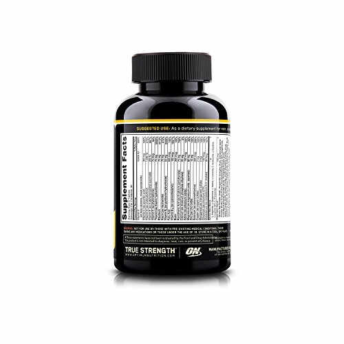 Optimum Nutrition Opti-Men Multivitamins (90 Capsules)