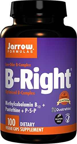 Jarrow Formulas B-Right B Complex (100 Capsules)