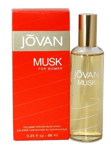 Jovan Musk Eau De Cologne Women Spray 96 ml. Choose the best price and  retailer 4819df06d9f