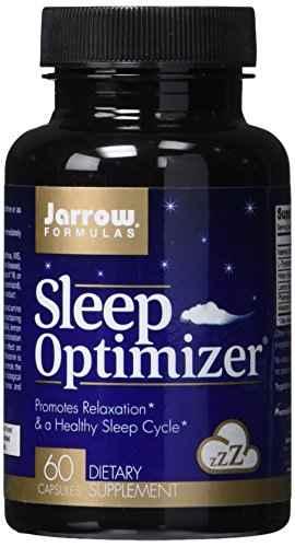 Jarrow Formulas Sleep Optimizer Dietery Supplement (60 Capsules)