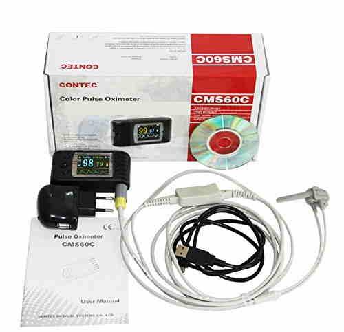 Contec CMS60C Pulse Oximeter