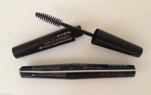 Avon Wash-off Waterproof Mascara, Black