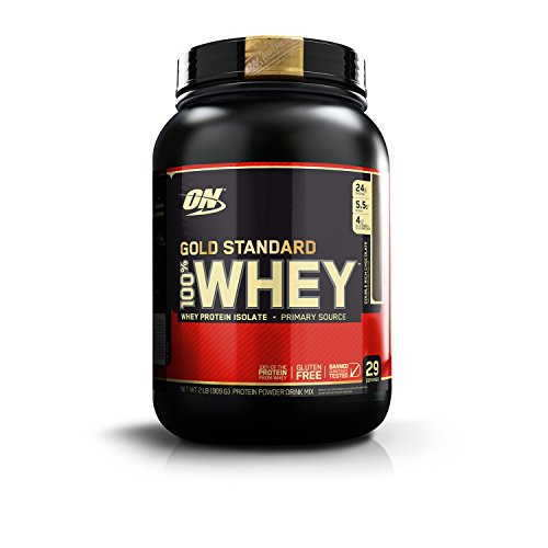 Optimum Nutrition 100% Whey Gold Standard (2lbs, Chocolate)