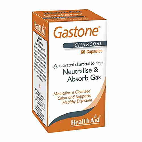 Health Aid Gastone Supplements (60 Capsules)