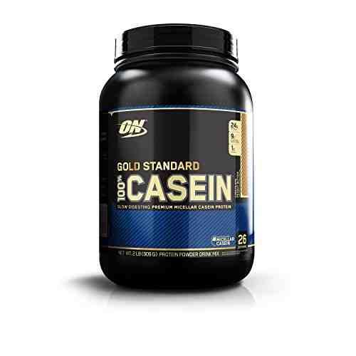 Optimum Nutrition 100% Casein Protein (909gm, Chocolate Peanut Butter)