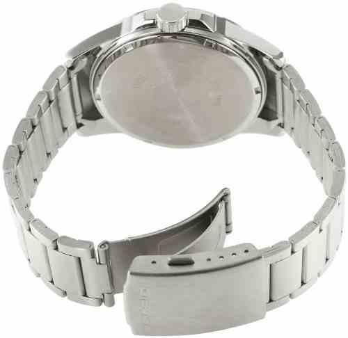 Casio Enticer MTP-1291D-1A3VDF (A415) Analog Black Dial Men's Watch (MTP-1291D-1A3VDF (A415))