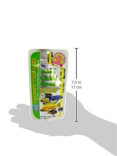 Hikari Sinking Cichlid Excel Fish Food 100 gm