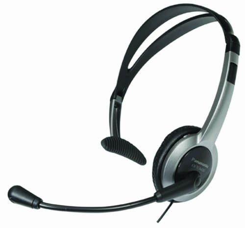 Panasonic KX-TCA430 Comfort-Fit Foldable Headset