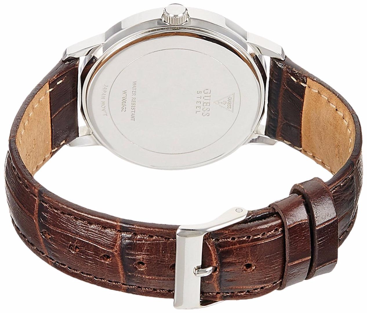 Guess W70016G2 Analogue Dial Men's Watch