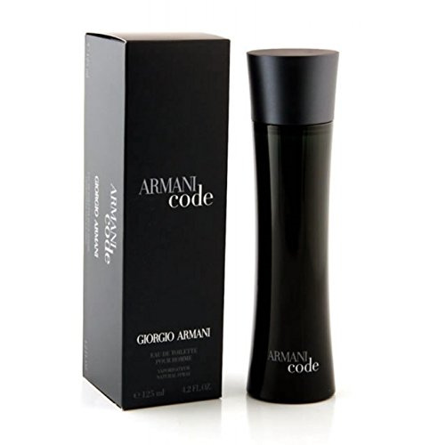 Giorgio Armani Code EDT Men Spray, 125 ml