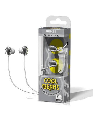 Maxell Cool Beans In Ear Headphones
