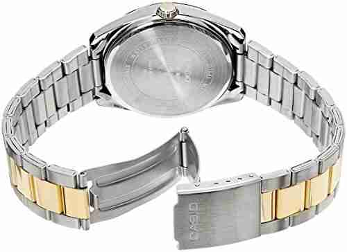 Casio Enticer MTP-1302SG-7AVDF (A491) Analog Silver Dial Men's Watch