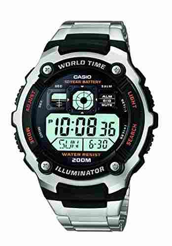Casio Youth D084 Digital Watch