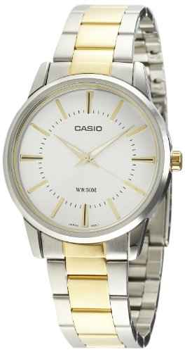 Casio Enticer MTP-1303SG-7AVDF (A498) Analog White Dial Men's Watch