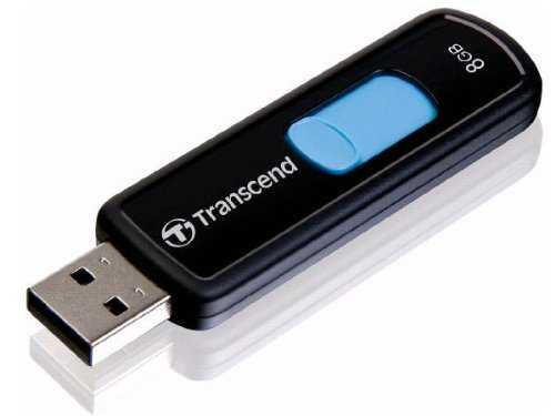 Transcend JetFlash 500 8GB Pen Drive