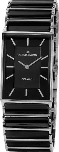 Jacques Lemans 1-1594A Hightech Ceramic Analog Watch